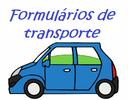 Formulário de transporte