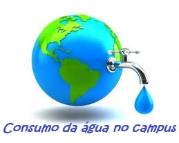 Controle da água no campus